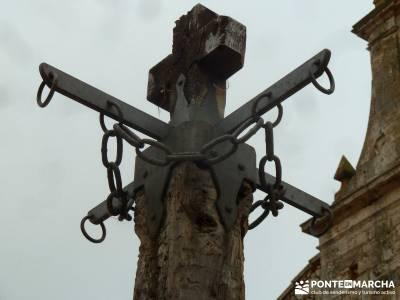Enebral, Ermita Hornuez–Villa Maderuelo; grupo de senderismo madrid; senderismo y montaña